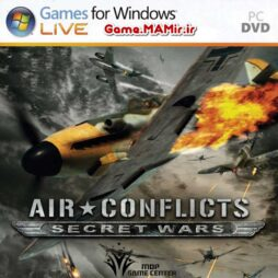 خرید بازی Air conflicts Secret Wars