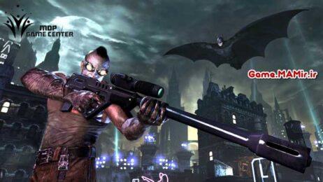 خرید بازی Batman Arkham City - برای کامپیوتر